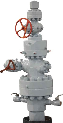 Tree/wellhead coated with OxiFree